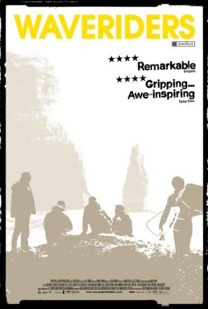 Waveriders - British Movie Poster (thumbnail)