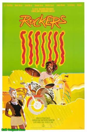 Rockers - Movie Poster (thumbnail)