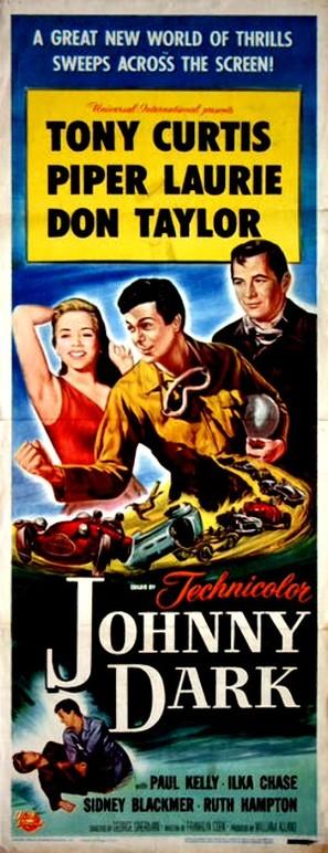 Johnny Dark - Movie Poster (thumbnail)