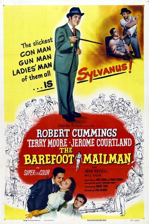 The Barefoot Mailman - Movie Poster (thumbnail)