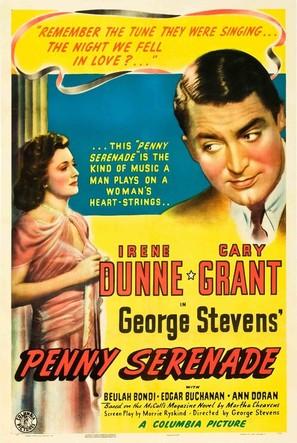 Penny Serenade - Movie Poster (thumbnail)
