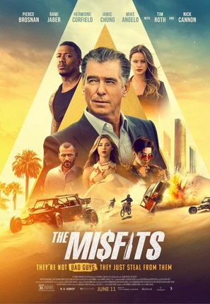 The Misfits - Movie Poster (thumbnail)