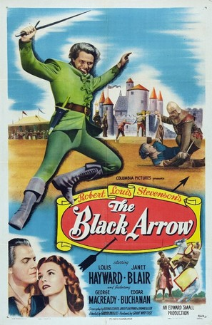 The Black Arrow - Movie Poster (thumbnail)