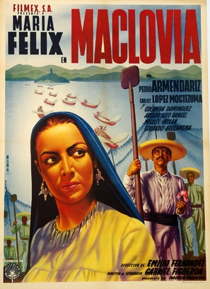 Maclovia - Mexican Movie Poster (thumbnail)