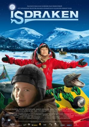 Isdraken - Swedish Movie Poster (thumbnail)