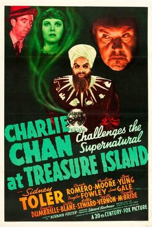 Charlie Chan at Treasure Island - Movie Poster (thumbnail)