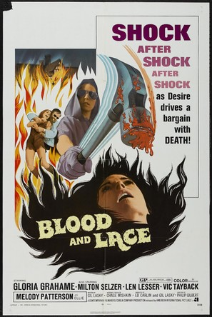 Blood and Lace - Movie Poster (thumbnail)