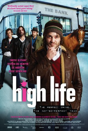 High Life - Canadian Movie Poster (thumbnail)