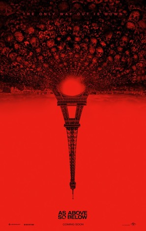 As Above, So Below - Movie Poster (thumbnail)