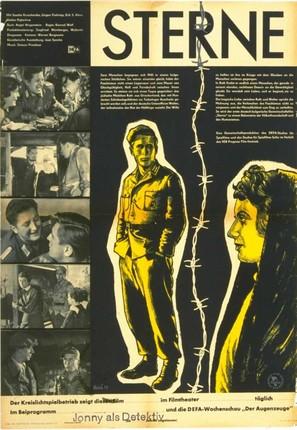 Sterne - German Movie Poster (thumbnail)