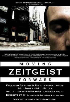 Zeitgeist: Moving Forward - Australian Movie Poster (thumbnail)
