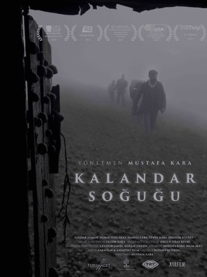 Cold of Kalandar - Turkish Movie Poster (thumbnail)