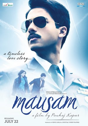 Mausam - Indian Movie Poster (thumbnail)