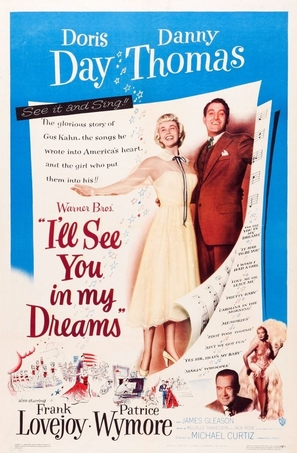 I'll See You in My Dreams - Movie Poster (thumbnail)