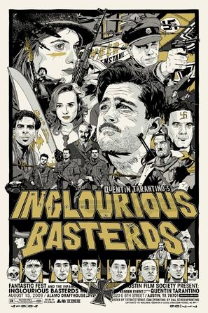 Inglourious Basterds - Movie Poster (thumbnail)