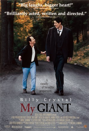 My Giant - Movie Poster (thumbnail)