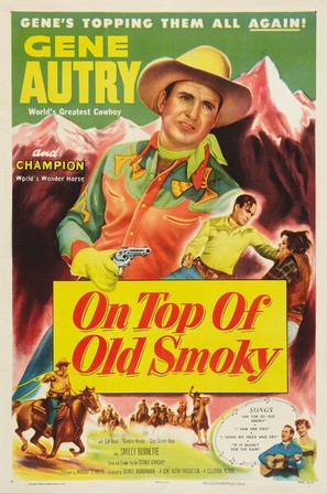 On Top of Old Smoky - Movie Poster (thumbnail)