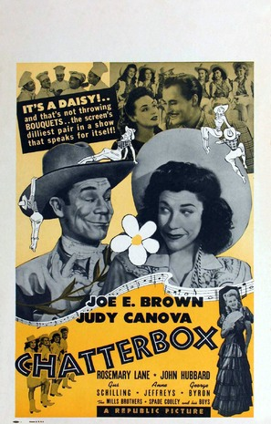 Chatterbox - Movie Poster (thumbnail)