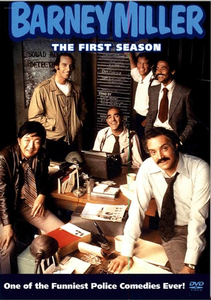 """Barney Miller"" - DVD movie cover (thumbnail)"