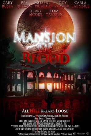 Mansion of Blood - Movie Poster (thumbnail)