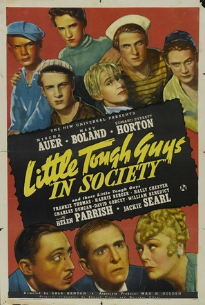 Little Tough Guys in Society - Movie Poster (thumbnail)