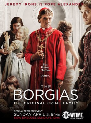"""The Borgias"""