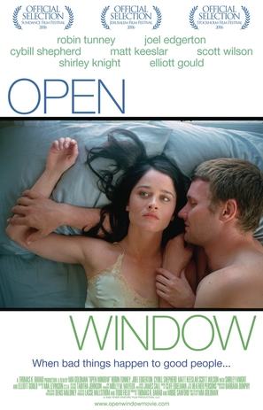 Open Window - Movie Poster (thumbnail)