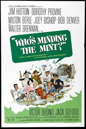 Who's Minding the Mint? - Movie Poster (thumbnail)