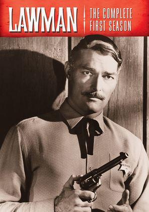 """""""Lawman"""" - DVD movie cover (thumbnail)"""