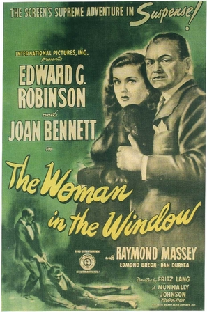 The Woman in the Window - Movie Poster (thumbnail)