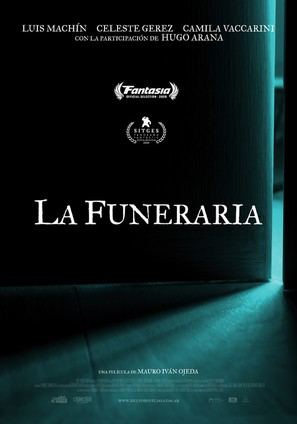 La Funeraria - Argentinian Movie Poster (thumbnail)