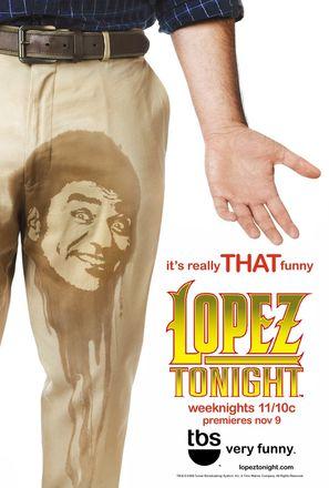 """Lopez Tonight"" - Movie Poster (thumbnail)"