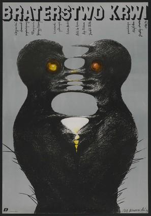 Vèrszerzödès - Polish Movie Poster (thumbnail)