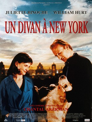 Un divan à New York - French Theatrical poster (thumbnail)