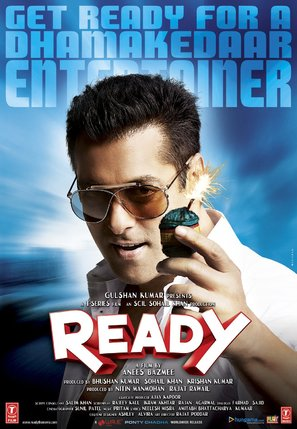 Ready - Indian Movie Poster (thumbnail)