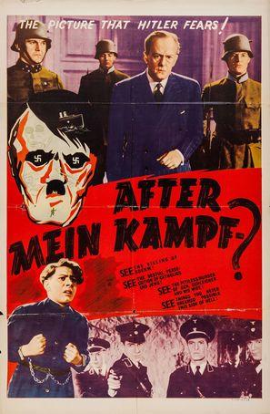 Mein Kampf - My Crimes - Movie Poster (thumbnail)