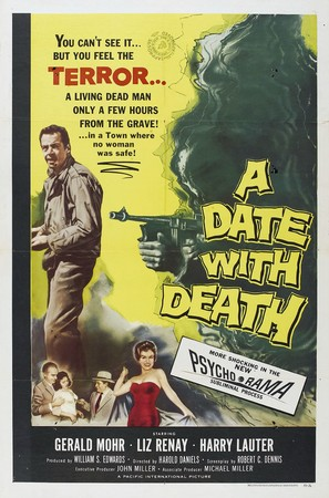 Date with Death - Movie Poster (thumbnail)