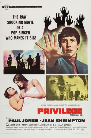 Privilege - Movie Poster (thumbnail)