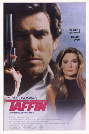 Taffin - Movie Poster (thumbnail)