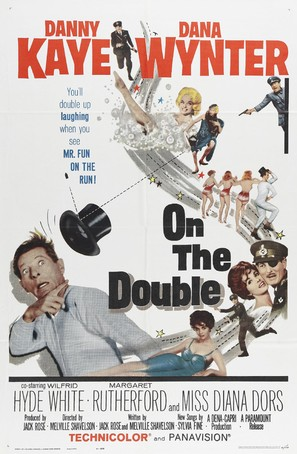 On the Double - Movie Poster (thumbnail)