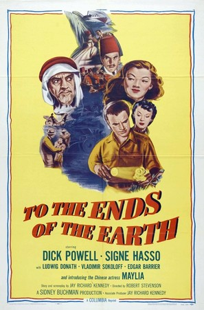 To the Ends of the Earth - Movie Poster (thumbnail)