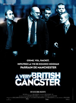 A Very British Gangster - French Movie Poster (thumbnail)