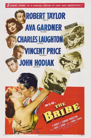 The Bribe - Movie Poster (thumbnail)
