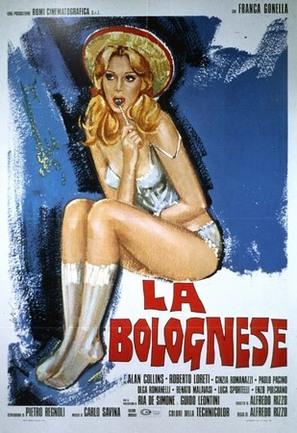 La bolognese - Italian Movie Poster (thumbnail)