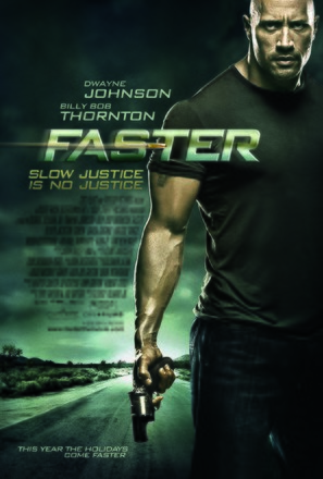 Faster - Movie Poster (thumbnail)