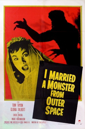 I Married a Monster from Outer Space - Movie Poster (thumbnail)