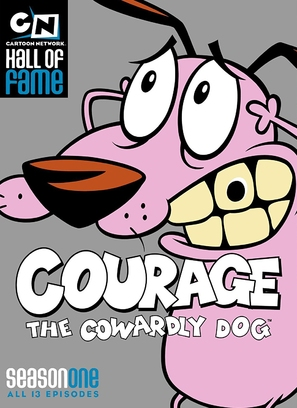 """Courage the Cowardly Dog"" - Movie Cover (thumbnail)"