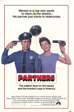 Partners - Movie Poster (thumbnail)