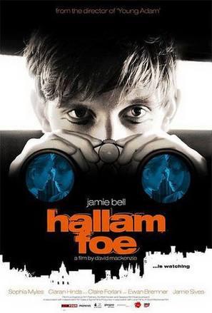 Hallam Foe - British Movie Poster (thumbnail)