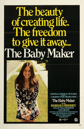 The Baby Maker - Movie Poster (thumbnail)